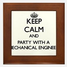 Keep Calm and Party With a Mechanical Engineer Fra