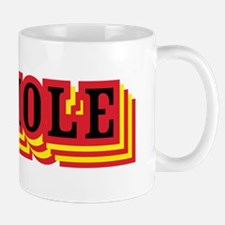 A-HOLE! Mug