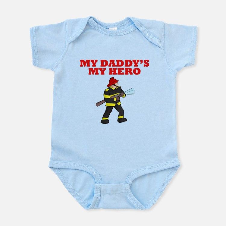 My Daddys My Hero Body Suit