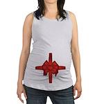 Tummy Bow Maternity Tank Top