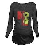 Venetian Noel Long Sleeve Maternity T-Shirt