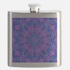 Ripple Effect (Purple) Flask