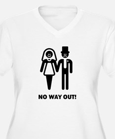 No Way Out! (Stag T-Shirt