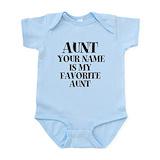 Aunt Bodysuits
