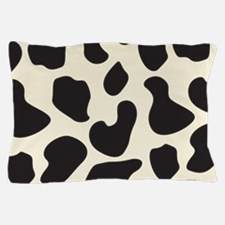 Cow Skin Cow Pattern Pillow Case