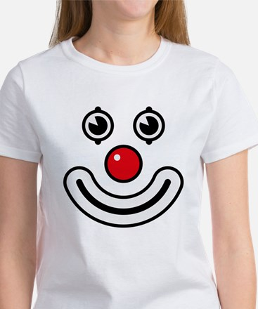 Clown / Payaso / Bouffon / Buffone Women's T-Shirt