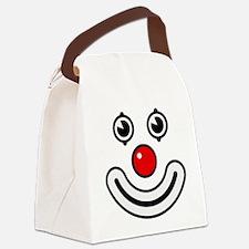 Clown / Payaso / Bouffon / Buffon Canvas Lunch Bag