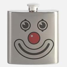 Clown / Payaso / Bouffon / Buffone Flask