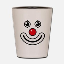 Clown / Payaso / Bouffon / Buffone Shot Glass