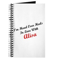 In Love with Alisa Journal