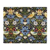 William morris design Blankets