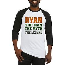 RYAN - the legend! Baseball Jersey