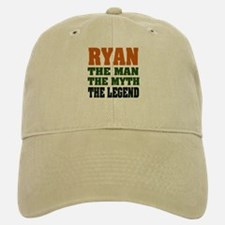 RYAN - the legend! Baseball Baseball Cap