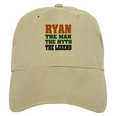 RYAN - the legend! Cap