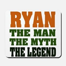 RYAN - the legend! Mousepad