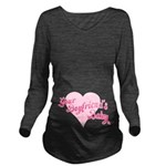 Your Boyfriends Baby Long Sleeve Maternity T-Shirt