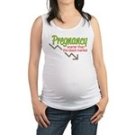 Pregnancy Stock Market Maternity Tank Top