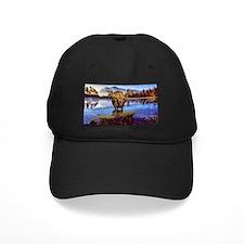 Mt Shuksan Moose Baseball Hat