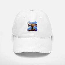 Mt Shuksan Moose Baseball Baseball Cap