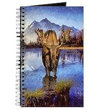 Mt Shuksan Moose Journal