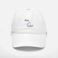 New Aunt (blue) Baseball Baseball Cap