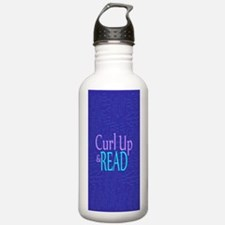 Curl Up and Read Water Bottle