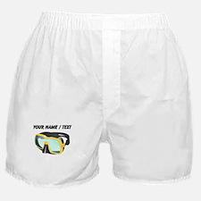 Custom Scuba Mask Boxer Shorts