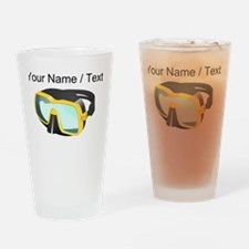 Custom Scuba Mask Drinking Glass