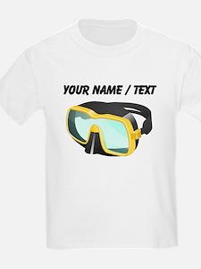 Custom Scuba Mask T-Shirt