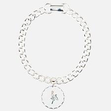 PCOS Pin Up Gal Bracelet