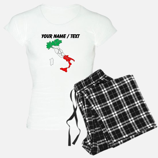 Custom Italy Pajamas