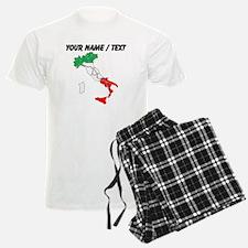 Custom Italy Pajamas