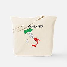 Custom Italy Tote Bag