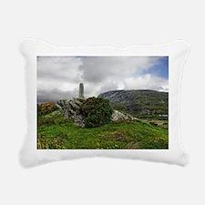 Glencolmcille Rectangular Canvas Pillow