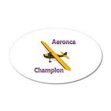 Aeronca Champion Wall Decal