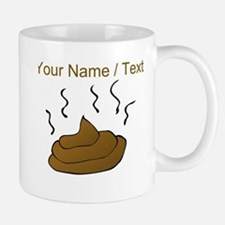 Custom Poop Mugs