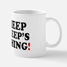 SHEEP IN SHEEPS CLOTHING! Mugs