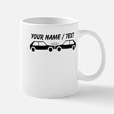 Custom Car Accident Mugs