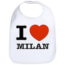 I love milan Bib