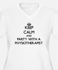 Keep Calm and Party With a Physiotherapist Plus Si