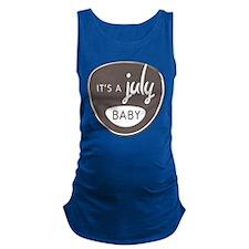 Grey July Maternity Tank Top