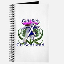 Scotland running designer Journal