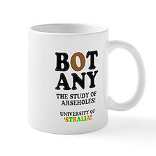 BOTANY - THE STUDY OF ARSEHOLES - UNIVERSITY OF AU