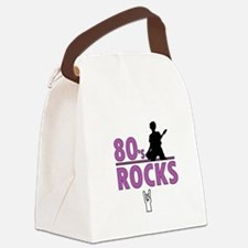 80's Roks Canvas Lunch Bag
