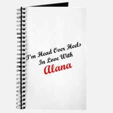 In Love with Alana Journal