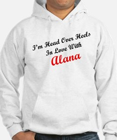In Love with Alana Hoodie Sweatshirt