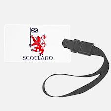 Scotland running designer Luggage Tag