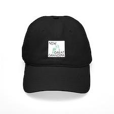 New Great Grandma (green) Baseball Hat