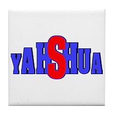 Yahshua Tile Coaster