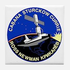 STS-88 Endeavour Tile Coaster